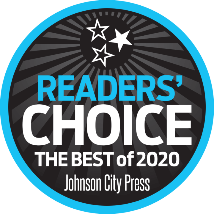 Reader's Choice - The Best of 2020 Johnson City Press